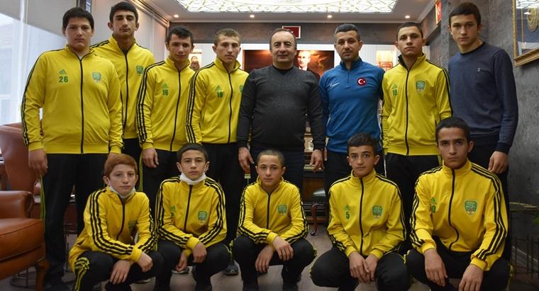 Belediye İskilipspor Türkiye Finallerinde Ter Dökecek