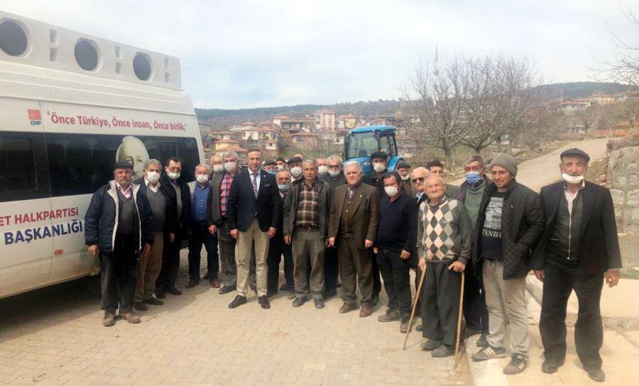 İskilip Köyleri, İçme Suyu, Yol ve İnternet İstiyor