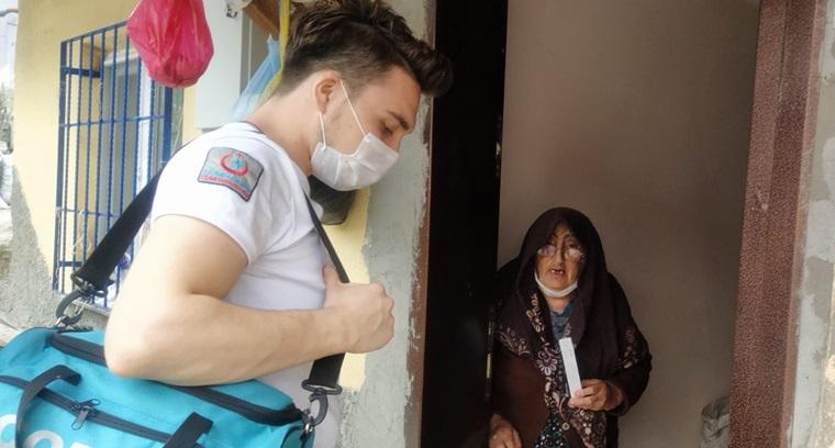 İskilip Belediyesi Ulu Çınarları Unutmadı