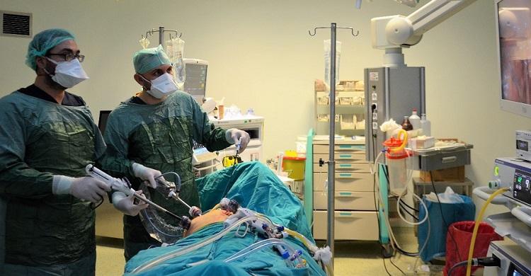 Hastanede Bir İlk Ameliyat Daha!