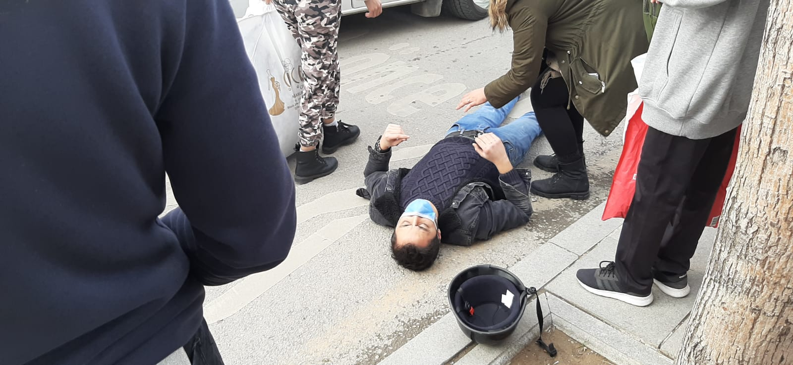 Çorum'da Motosiklet Kazası: 2 Yaralı