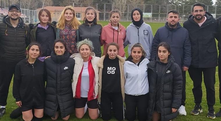 Çorum'un Kadın Futbol Takımı İlk Maçını Kazandı