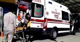 4 Aylık Bebek Ağır Yaralandı