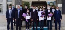 Fen Lisesi Proje Yarışmasında Türkiye 2. si Oldu