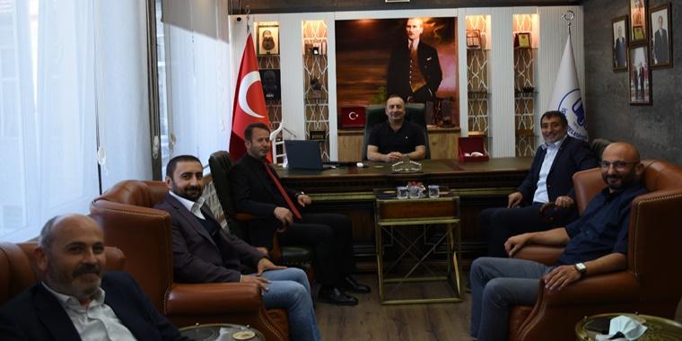 Çorum Barosu'ndan Başkan Sülük'e Ziyaret
