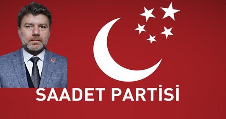 Saadet Partisinde Bayrak Değişimi Yaşandı