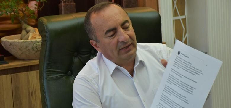 Başkan Ali Sülük'ten Bomba Açıklamalar