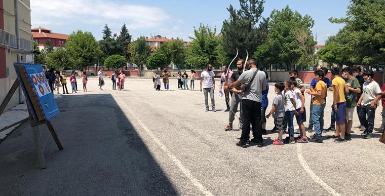 Türkiye Gençlik Vakfı Yaz Okulu Başladı
