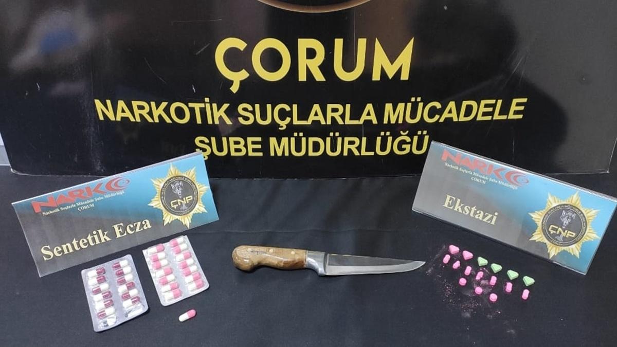 Polisten Uyuşturucu Madde Operasyonu!