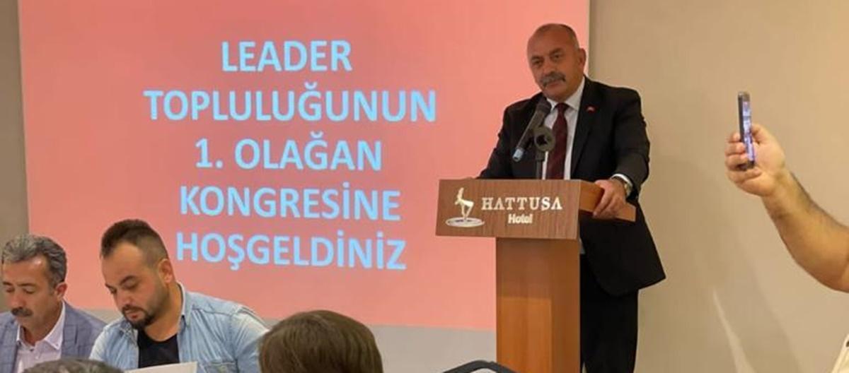 İsbir, Leader'in Yönetimine Seçildi