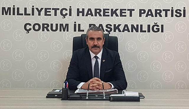 MHP'DEN SERT TEPKİ!