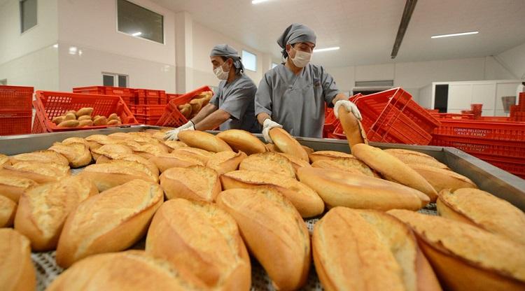 Çorum'da Halk Ekmek indirim yaptı!