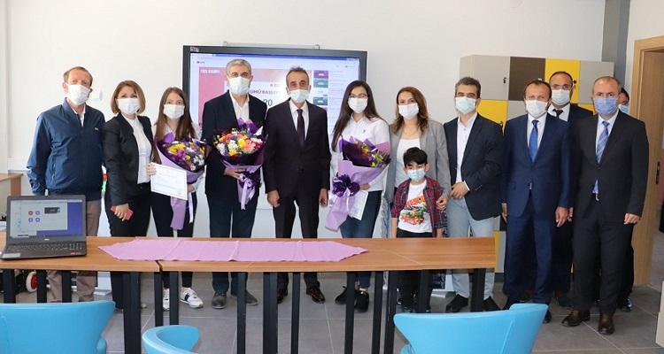 Fen Lisesi Türkiye ikincisi oldu