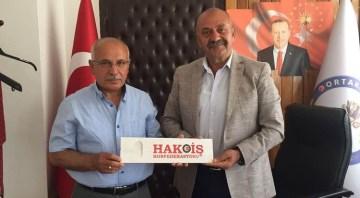 Ortaköy'de toplu sözleşme imzalandı