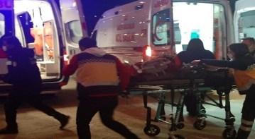 Enişte kayınbiraderini ağır yaraladı
