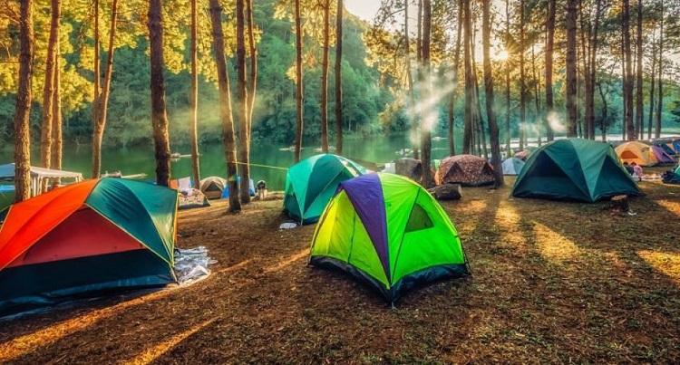 Çorum'da 2 yerde kamp alanı var