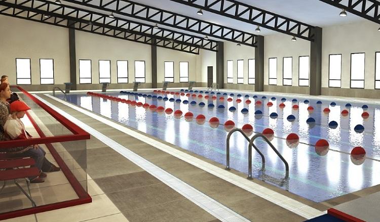 Yarı olimpik yüzme havuzu yapılacak