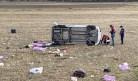 Çorum'daki kazada 2 kişi öldü