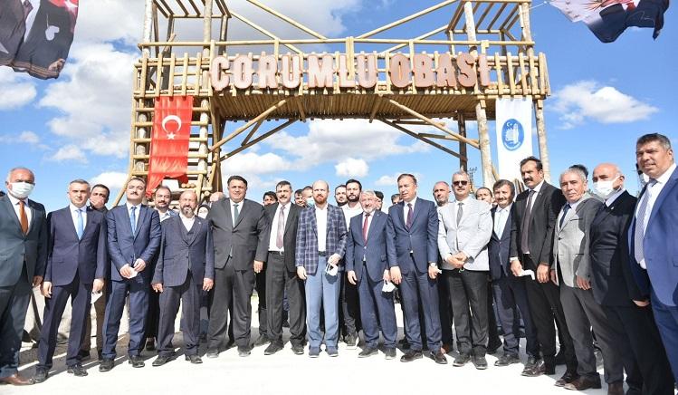 Türkiye'de bu konsepte kamp ilk oldu!