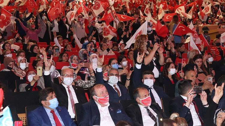 MHP'den Ankara'ya kurultay çıkarması