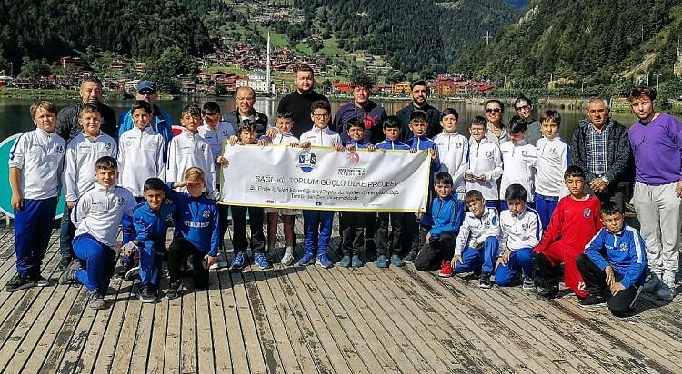 Vefaspor'dan Karadeniz gezisi