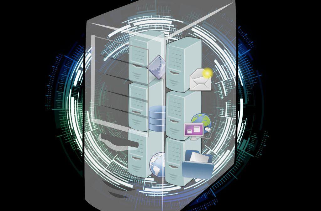 Máquinas virtuales. Servidores y servicios en entornos virtualizados