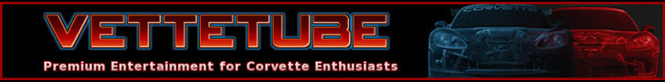 VetteTube.com - Premium Entertainment for Corvette Enthusiasts!