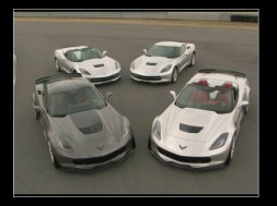 2015 Chevrolet Corvette Family