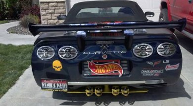 2001 Convertible Corvette Mods and Extras, Diablo Sport