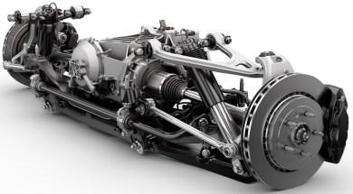 2014 Corvette Rear Suspension