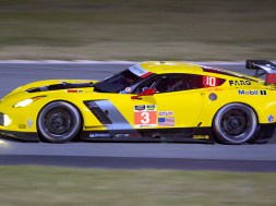 Corvette Racing Captures 2nd and 4th Place in LMGTE Pro Class at Le Mans 2014
