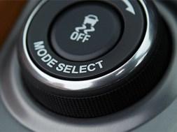 Corvette Driver Mode Control