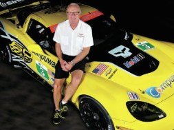 CORVETTE RACING AT LE MANS: Spirit of Le Mans Award for Fehan