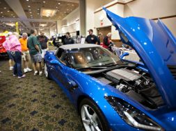 Corvette enthusiasts like 'one big family'