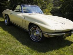 1965 Corvette Sting Ray roars back to life just in time for Old Town Motorfest