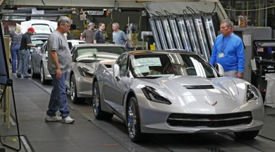 2014 C7 Corvette Production Numbers Released!