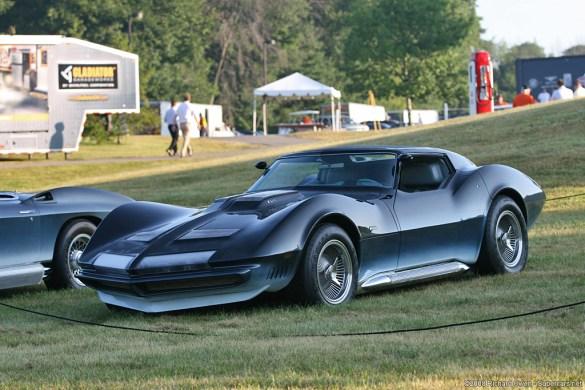 1969 Corvette Manta Ray