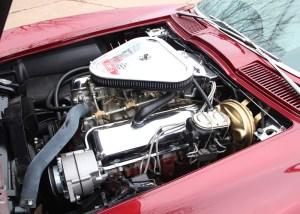 1967 L89 Corvette Convertible - VIN 194677S121397