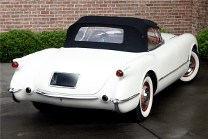 1953 Corvette #300 out of 300 Built