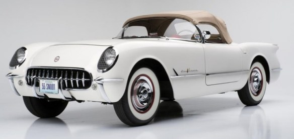 1955 Corvette - VIN 001