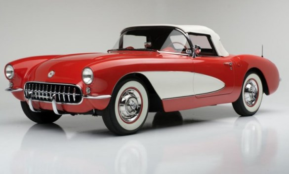 1956 Corvette - VIN 001