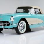 1957 Corvette - VIN 001