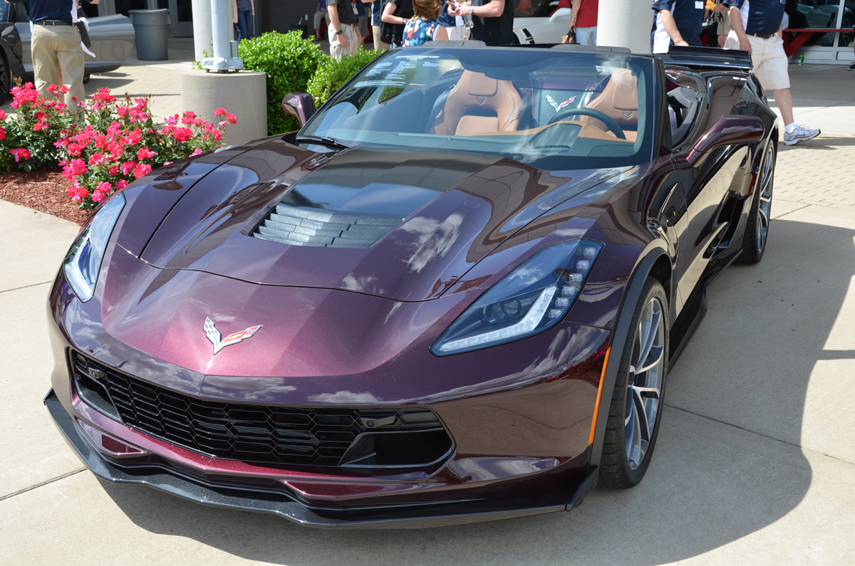 2017 corvette official pricing release for stingray and grand sport corvette action center. Black Bedroom Furniture Sets. Home Design Ideas