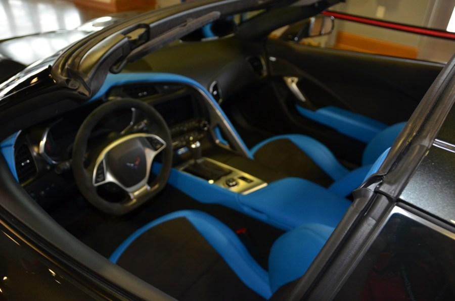 2017 Corvette Grand Sport Z25 Collector Edition