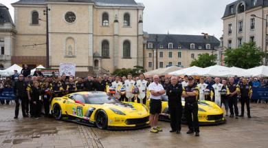 Corvette Racing Looking To Sweep Endurance Classics For Second Straight Year