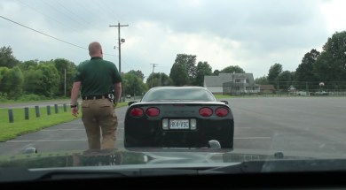 Cop 'Engaged' In Traffic Stop of C5 Corvette Leads To Life Sentence