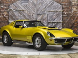 1969 Chevrolet Corvette Baldwin Motion Phase III GT 1 of 10 ever built