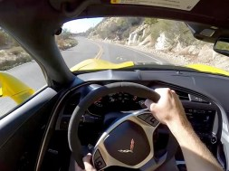 [VIDEO] 2017 Chevrolet Corvette Grand Sport POV Test Drive