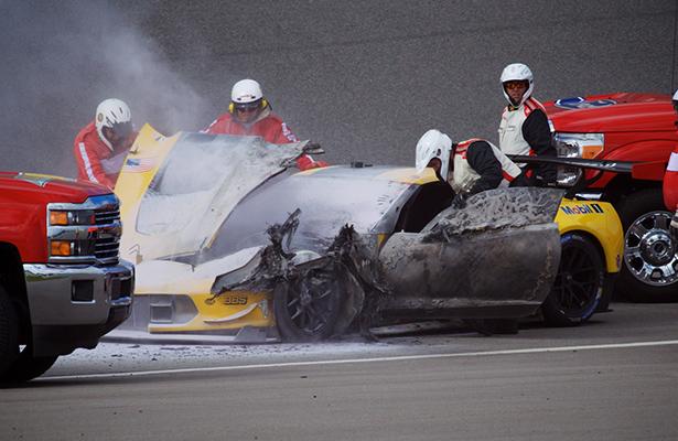 No. 4 Corvette C7.R – Photo:  John Dagys