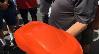 Sebring Orange Metallic – 2018 Corvette Color